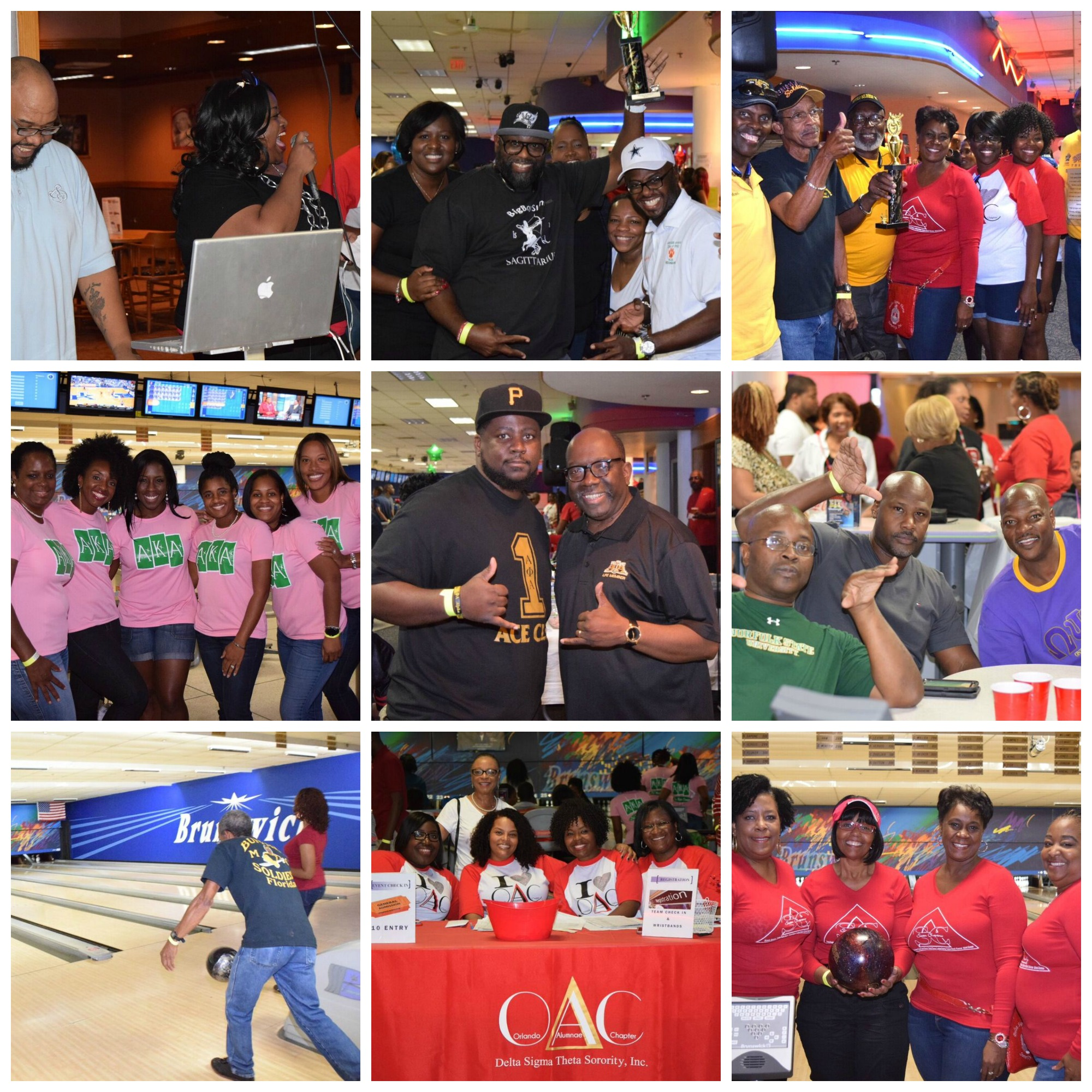 Bowl For the Cause 2015